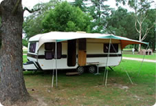 Garden Route camping sites